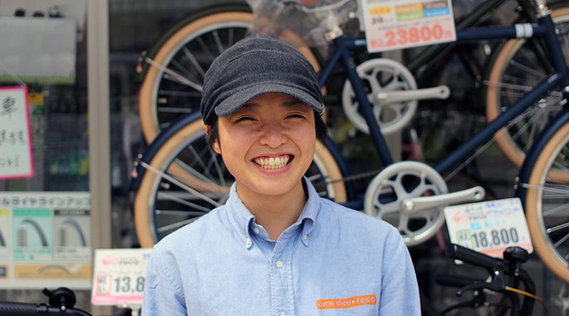 まちの自転車店[リコ]大阪ドームシティ店