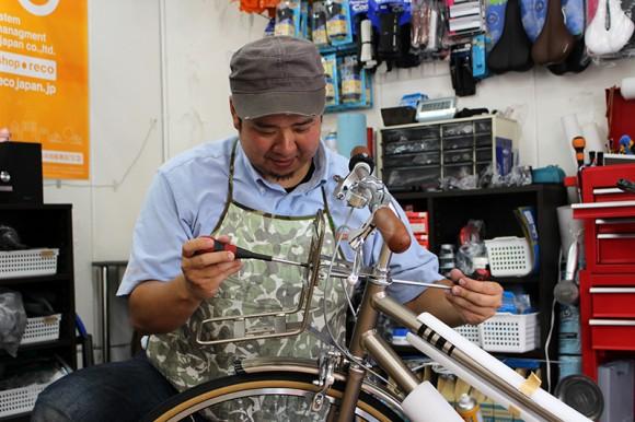 まちの自転車店[リコ]烏丸北大路店