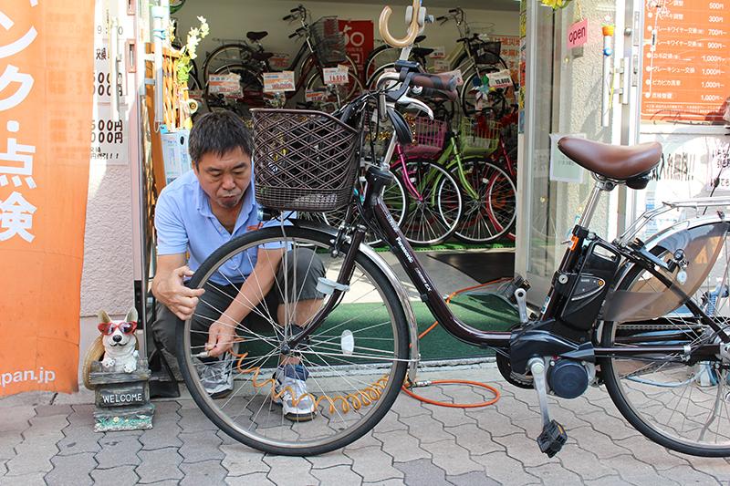 まちの自転車店[リコ]喜連瓜破店